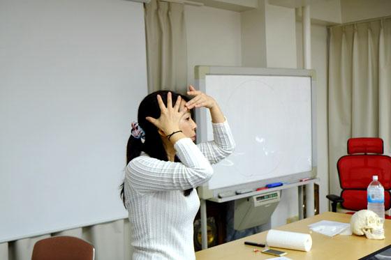 【感想レポ】体感☆クレニオセラピーWS (神田 2/14)