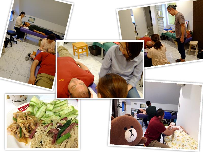 受講者増加中のクレニオセラピー@ADIO塾