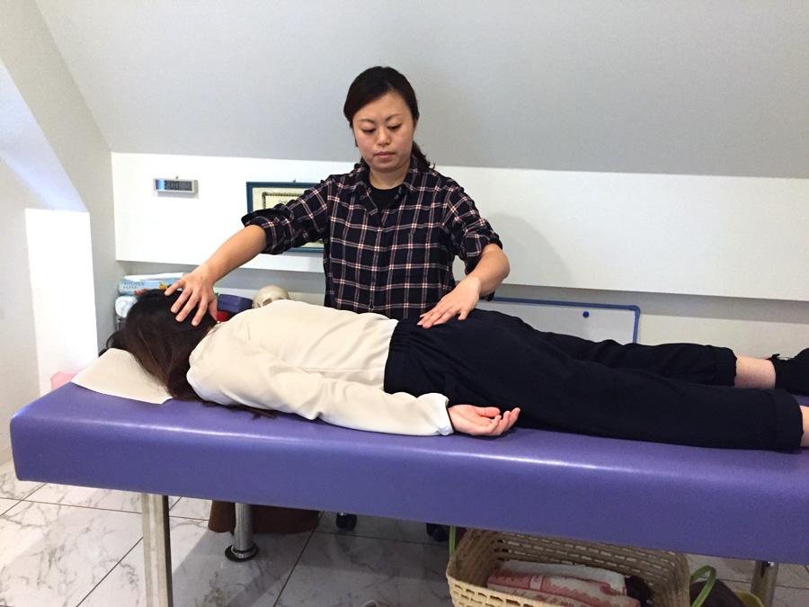 クレニオセラピー@ADIO塾 <今回は口内施術の圧と方向!>