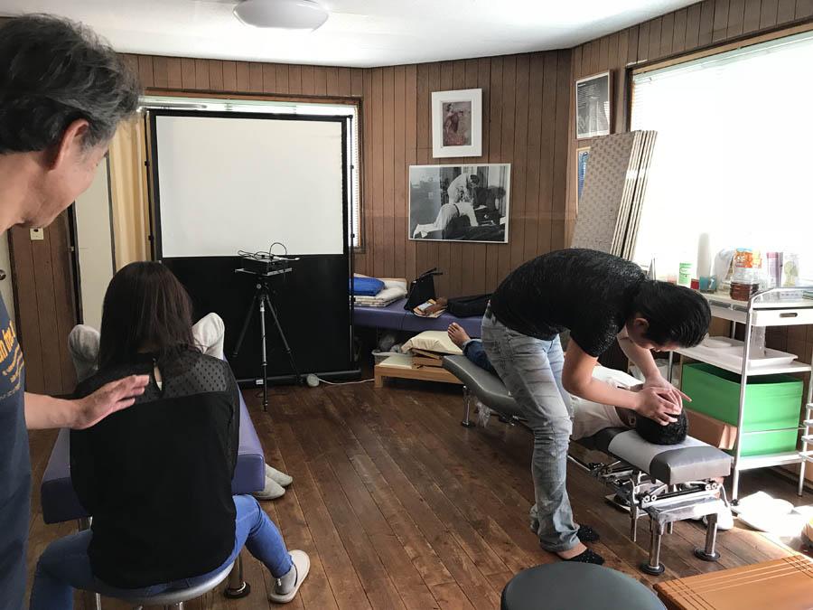 クレニオセラピー@ADIO塾 <歯科医さんにも広がれ、クレニオ!>